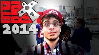PAX East 2014! (SIGN MY SHIRT)