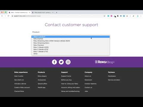 How To CONTACT ROKU SUPPORT?