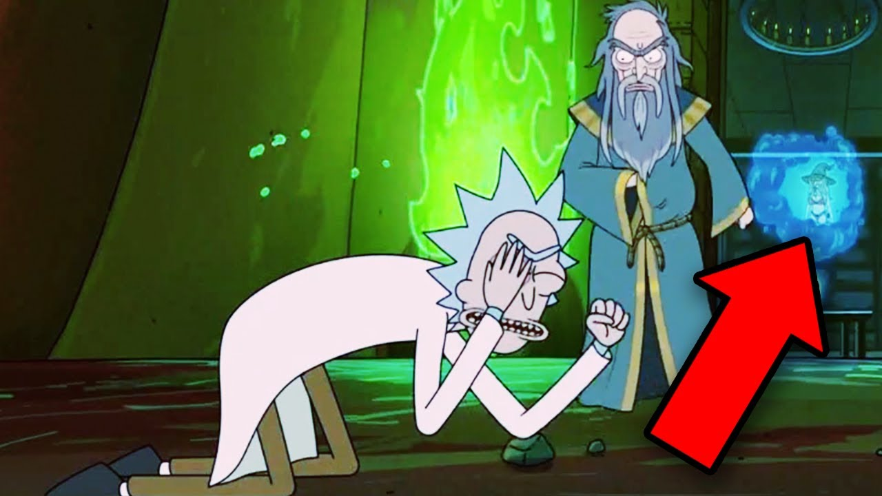 Download Rick and Morty 4x04 Breakdown! Easter Eggs & Jokes You Missed!