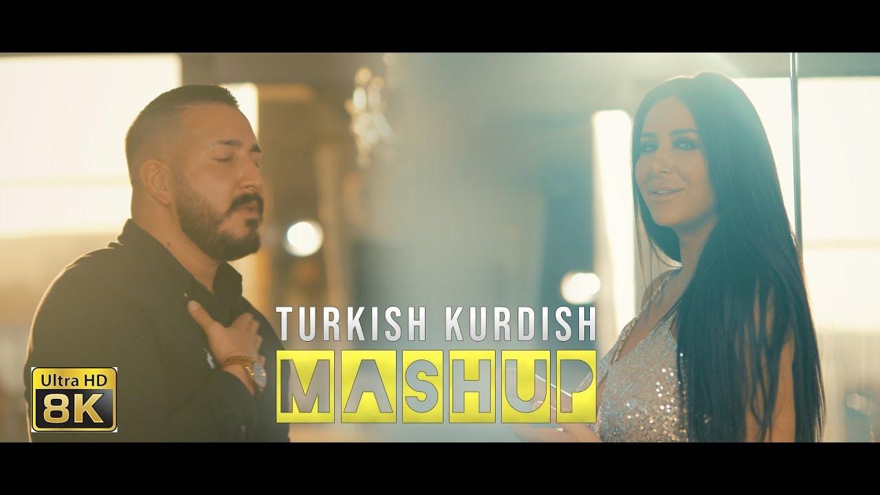 TURKISH KURDISH ARABESK MASHUP 2020 - Ibocan Sarigül feat. Dilan Ergün (8k)