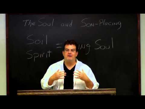 Dan Sheridan - The Soul and Son Placing (9th Message - Faith, NC 2013)