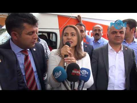 CHP Adıyaman Milletvekili Adayları Davul Zurnayla Karşılandı