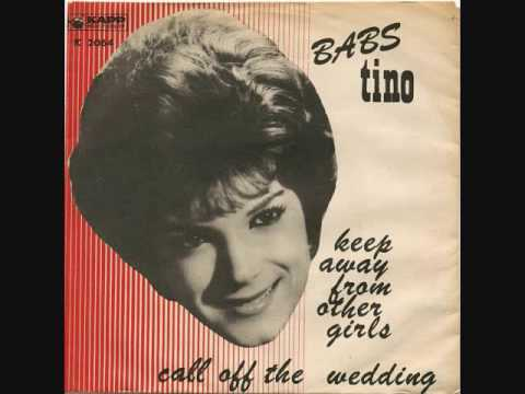 Babs Tino - Keep Away From Other Girls (1962)