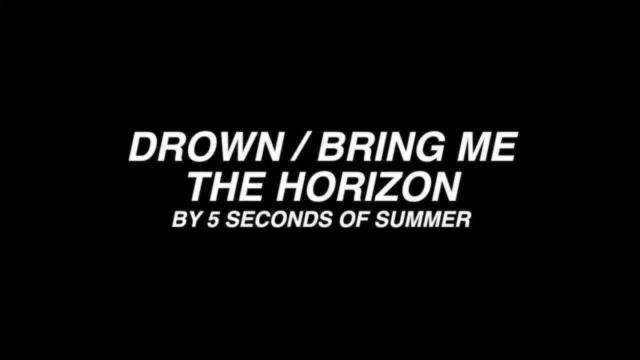Drowned lyrics
