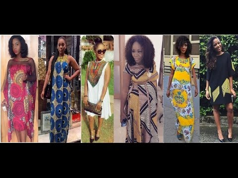 ANKARA MATERNITY GOWN STYLES FOR PREGNANT MOMS (PICTURES)