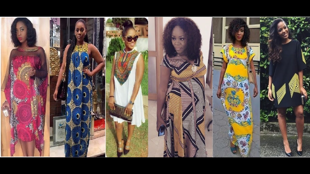 ANKARA MATERNITY GOWN STYLES FOR PREGNANT MOMS (PICTURES