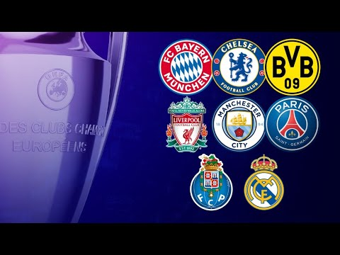 Champions League Draw 2021: Schedule of Dates for Remaining ...