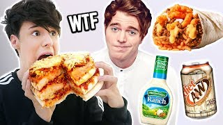 i decided to only eat foods from shane dawson's food videos for 24 ...