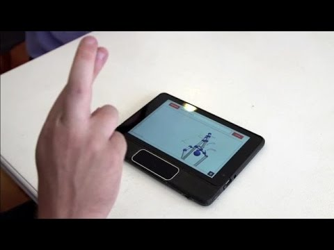 MotionSavvy's New Sign Language App