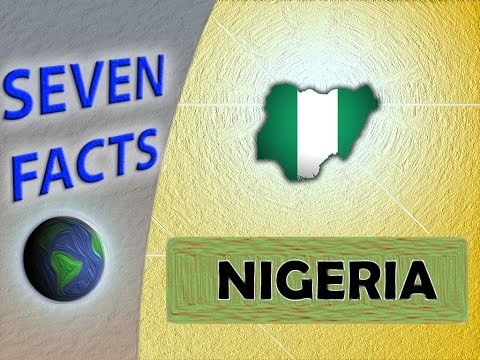 7 Facts about Nigeria
