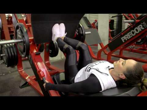 Complete inner- thigh workout with IFBB Pro Amy Fox