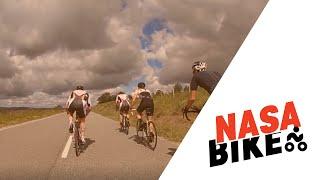 Sortie vélo dans les Combrailles #NASATRI