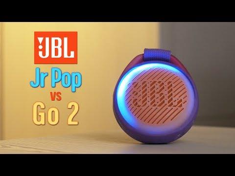 JBL Jr Pop Vs JBL Go 2 - SOUND TEST