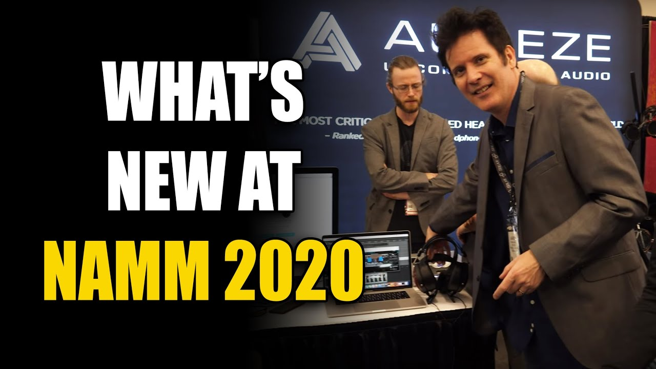 What's New at NAMM 2020 - Warren Huart: Produce Like A Pro