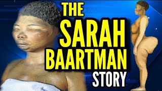 The Sarah Baartman (Hottentot Venus) Story| A History Of Twerking & Black Women Degrading Themselves