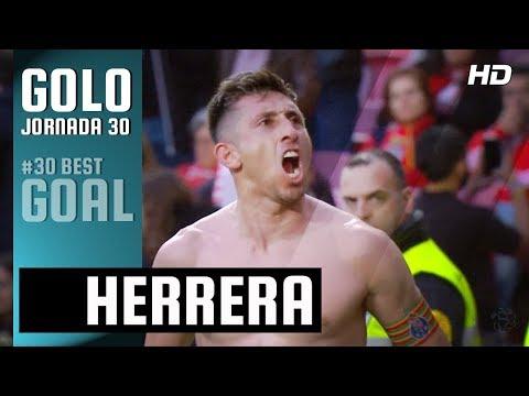El golazo de Herrera que puso líder al Oporto de Casillas