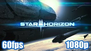 Star Horizon Gameplay - Space Shooter Indie PC Game 1080p 60fps Let