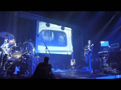Public Service Broadcasting - Signal 30 - Liverpool Sound City - Saturday 3rd May 2014   Nation