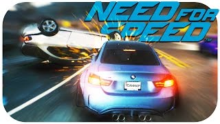 NEED FOR SPEED (2015) FAILS & GLITCHES #4 (NFS 2015 Funny Moments Compilation)