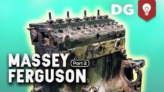 3.9 Perkins 4-cyl Dry Sleeve Engine Rebuild | Massey Ferguson 270 [EP2]
