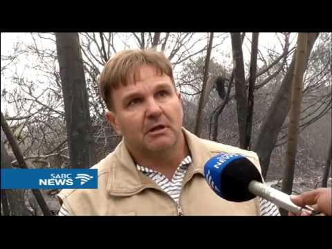 Water pumps might run dry after veld fires in PE