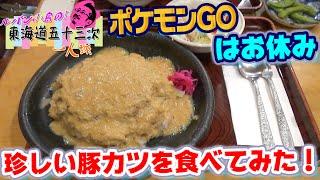 【ポケモン GO】富士市で視聴者オススメの食事処へ!東海道五十三次 1人旅 #21