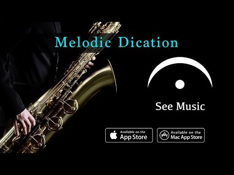 Best Sight-Reading App: See Music Pro. Part 12 Dictation