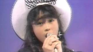 Cecilia B no Kataomoi 1986 (Cecillia B's one-way love ) Second sing...