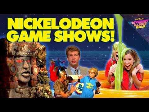 Nickelodeon Game Shows (and when Anthony Carboni was on one)