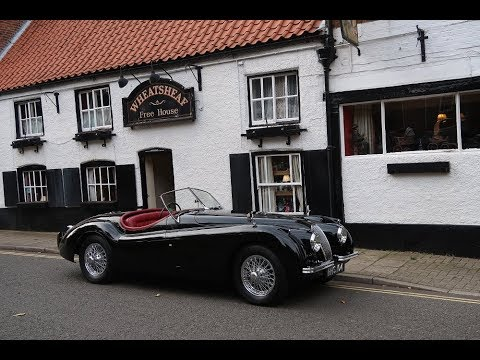 1954 Jaguar XK120 SE Convertible For Sale in Louth Lincolnshire
