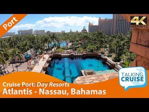 Cruise Port Day Resorts – Atlantis Paradise Island, Bahamas