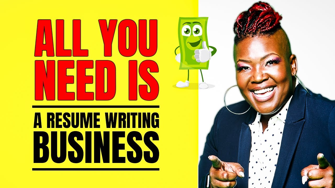 How To Start A Resume Writing Business   From Your Home! Earn Extra Income  Helping People!