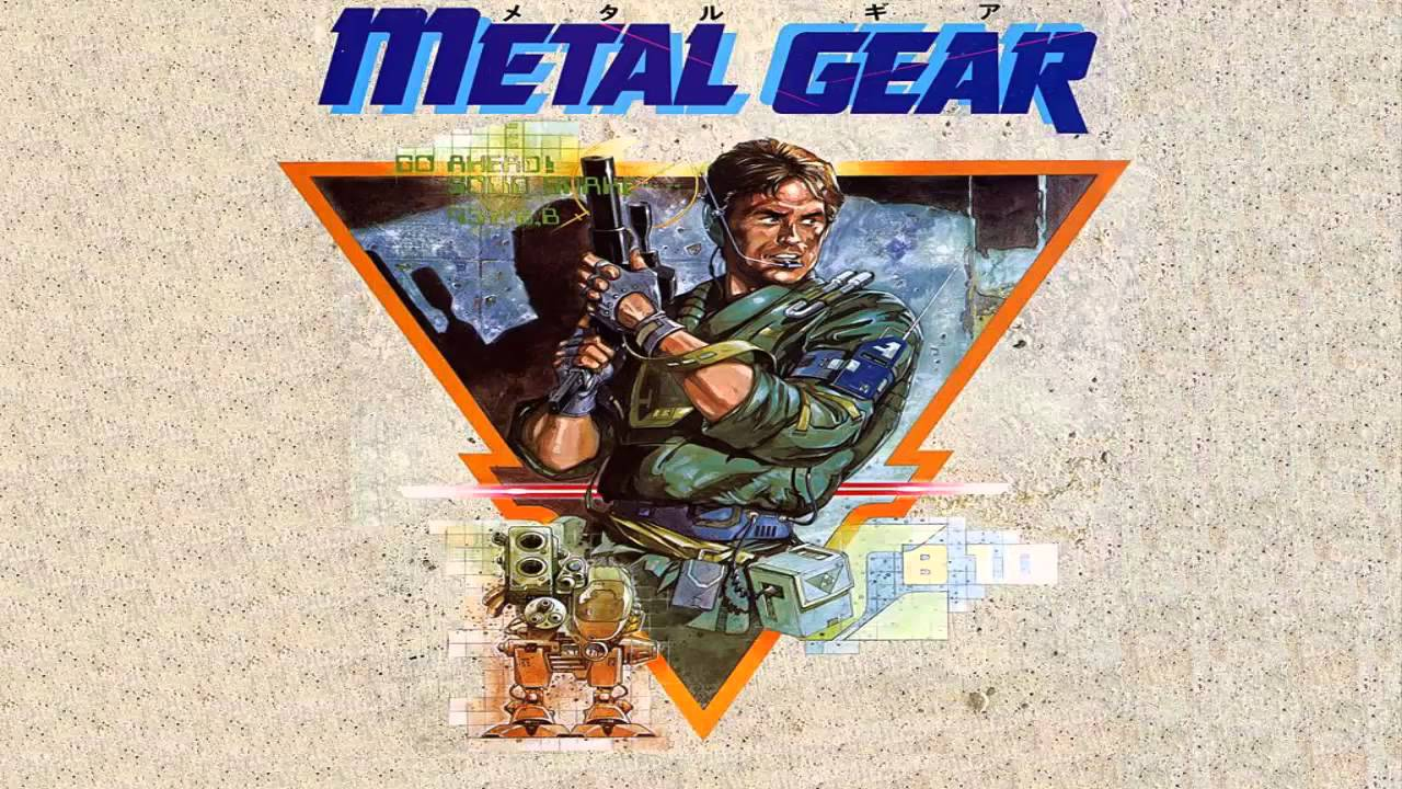 Metal Gear 1987 Full OST YouTube