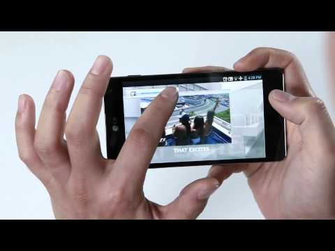LG Optimus G LTE Hands On
