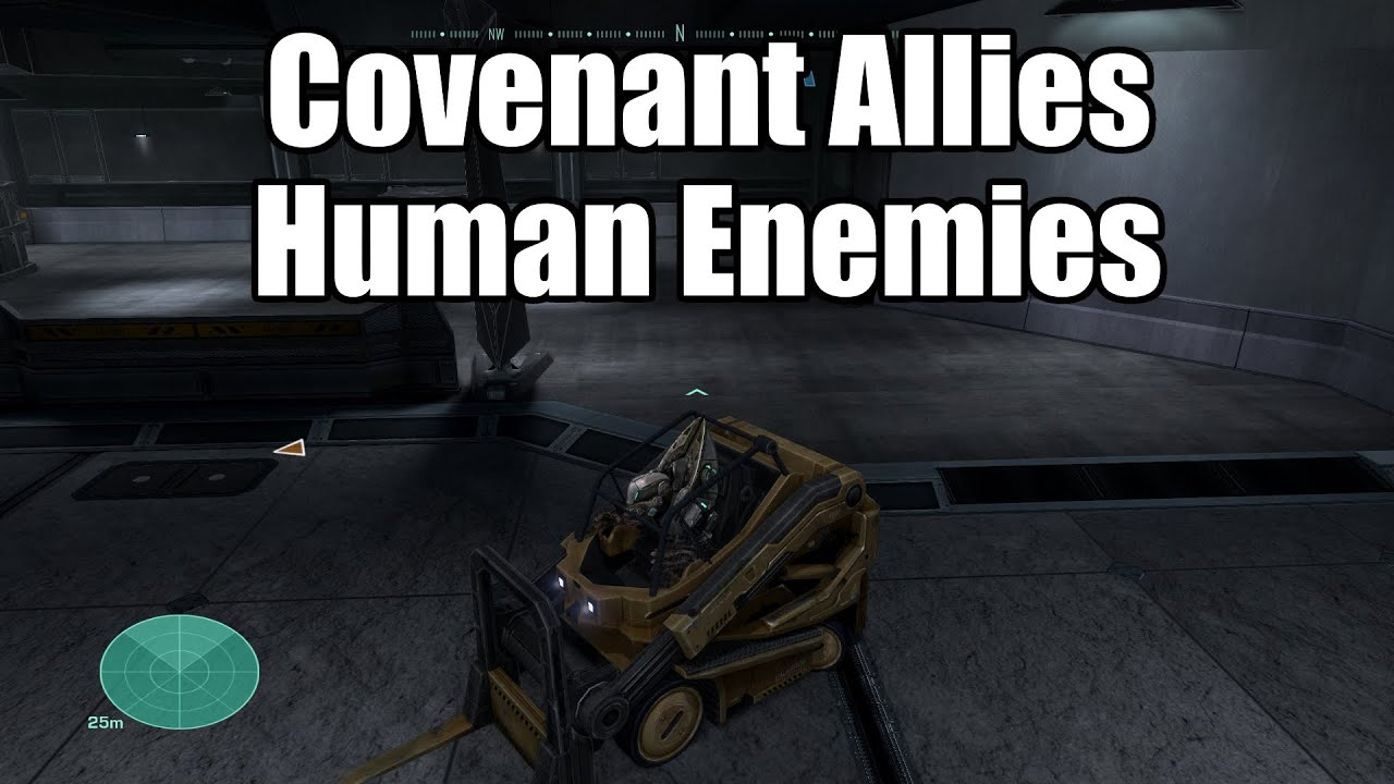 Role Reversal Covenant Allies Vs Human Enemies At Halo The Master Chief Collection Nexus Mods And Community