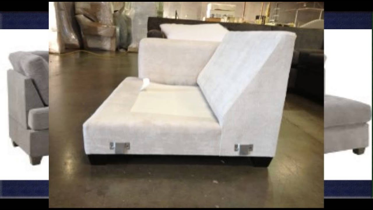 Sectional Sofa Dimensions Youtube