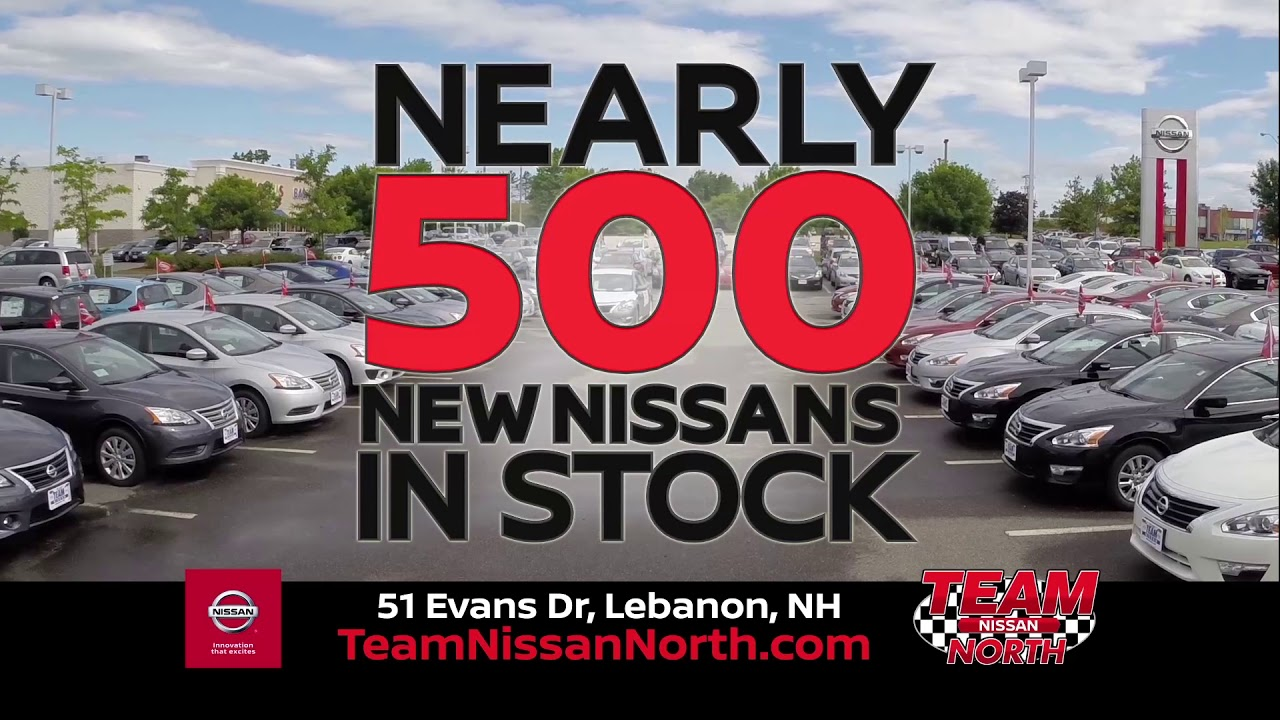 March Mania At Team Nissan North