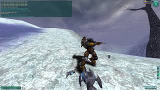 Tribes 2 Gameplay - Drifts - 【60FPS 1080p】