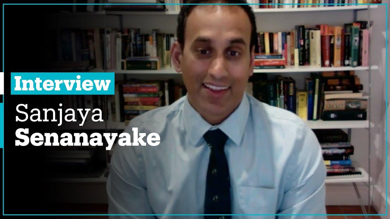 Coronavirus Outbreak: Sanjaya Senanayake, Associate Professor at ...