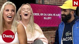 #Dway   Kebabnorsk med Isabelle Eriksen og Sara Høydahl   TVNorge