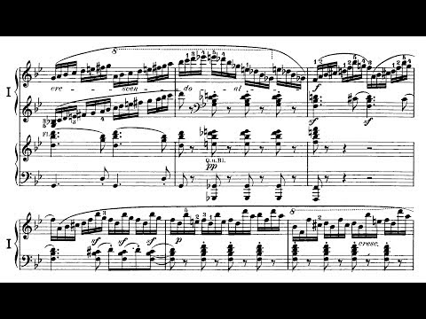 Mendelssohn: Piano Concerto No.1 in G Minor, Op.25 (Thibaudet)