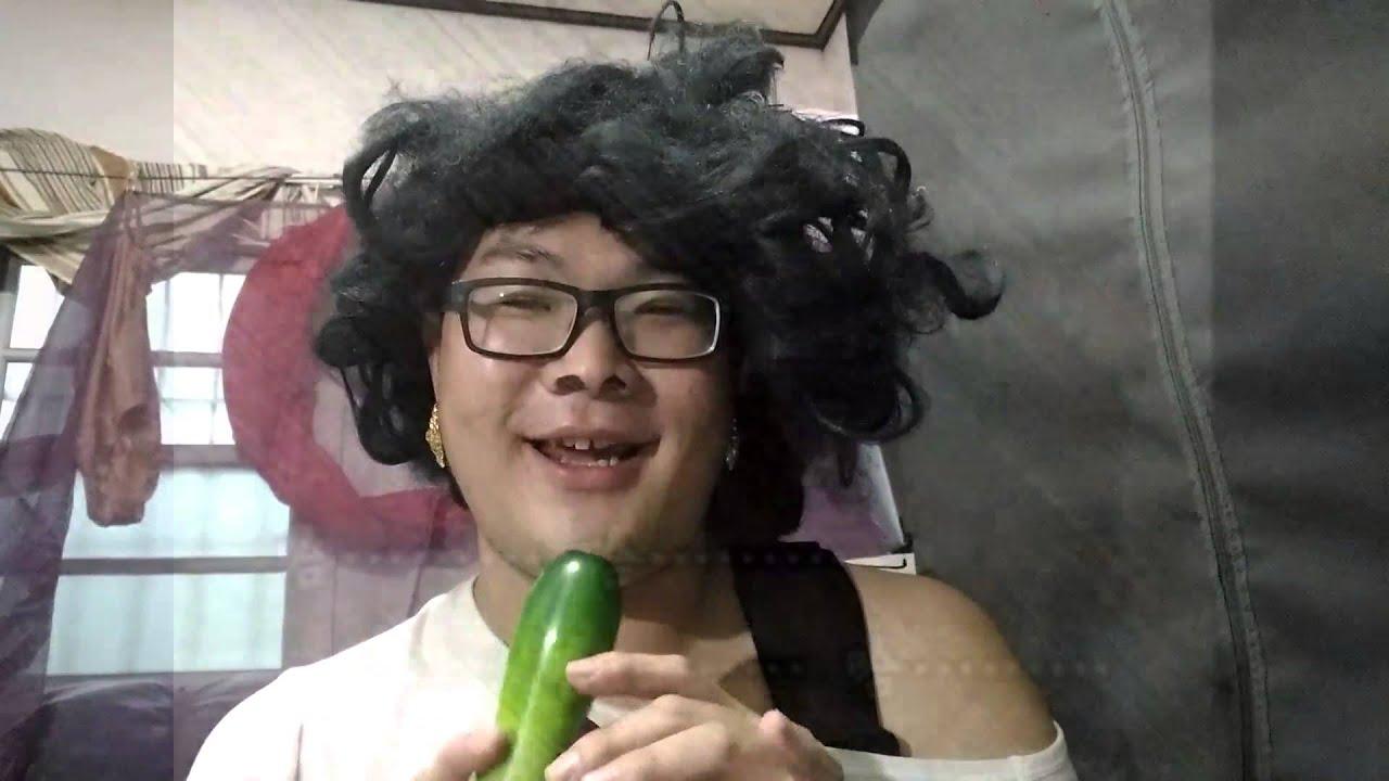 哈密瓜哈味嫂+模仿哈哈之歌 - YouTube