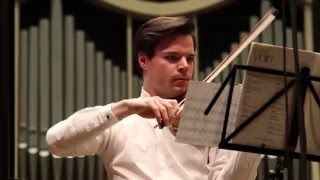 When the E-String breaks...  Maximilian Simon | Jenaer Philharmonie
