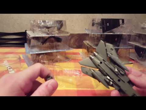 Diecast models - Airplane Models