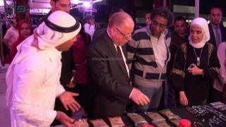 مصر العربية   وزير الثقافة يفتتح معرضًا لمنتجات سيناء بالهناجر