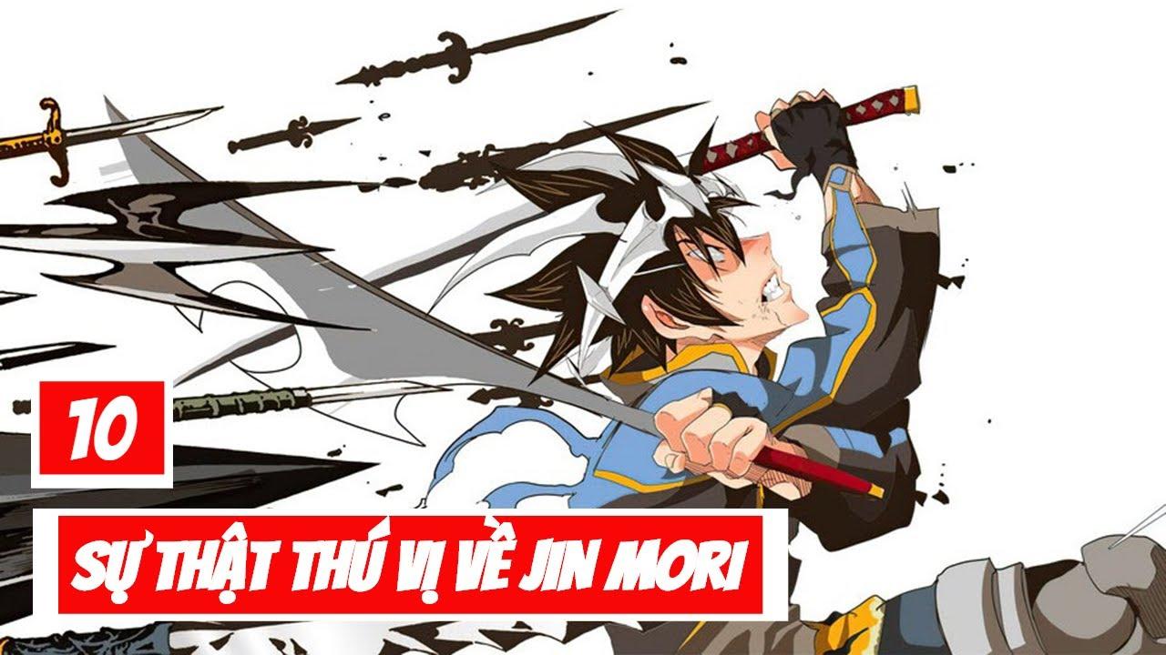 10 Sự Thật Thú Vị Về Jin Mori | The God Of Highschool