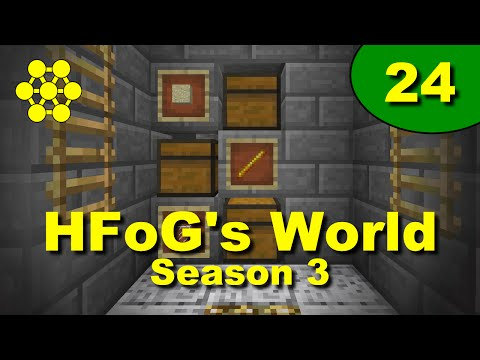 HFoG's World - S3E24: Super Silent Smelter
