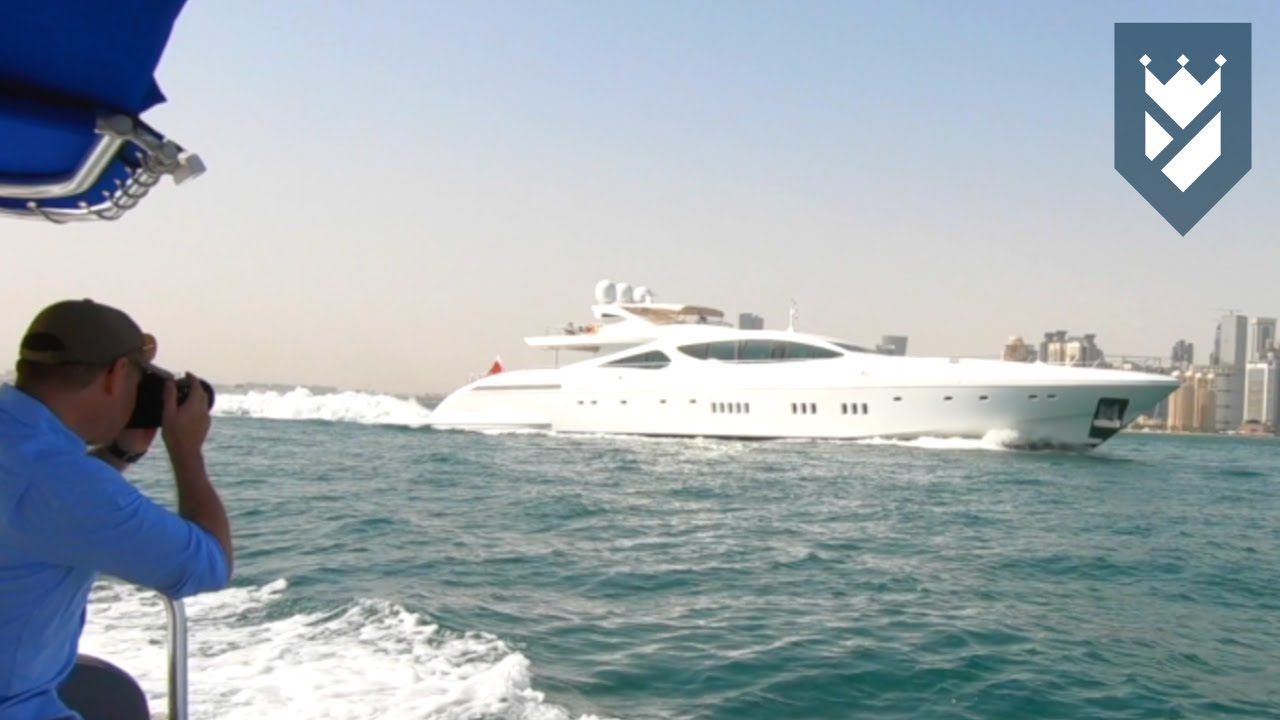 Mangusta 165 Serenity For Sale Behind The Scenes Of The Promo Video