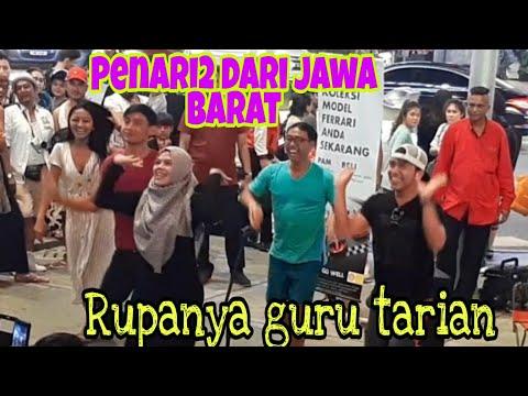 Cewek Dari Indonesia Hebat Menari,rupa2 Seorang Guru Tarian..siap Angkat Geng Menari..goyang Dumang