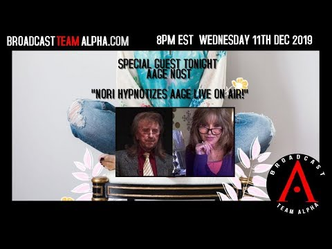Aage Hypnotized Live